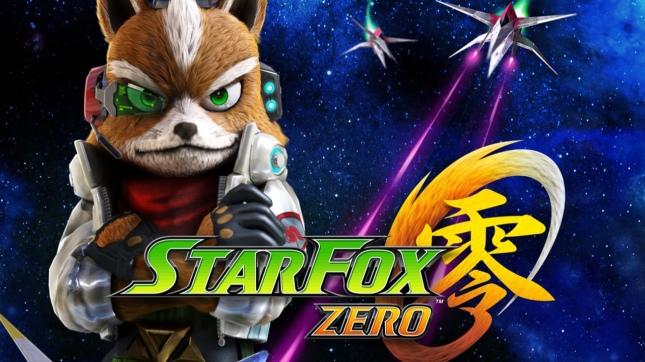 Star Fox Zero Banner