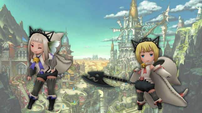 Bravely Second Catmancer