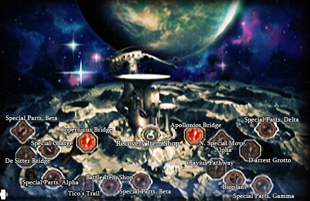 Bravely Second Moon Base StreetPass