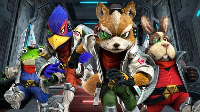 Star Fox Zero Art 1