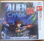 Alien Chaos 3D Cover