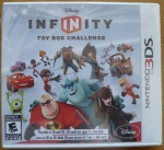 Disney Infinity (3DS) Cover