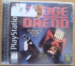 Judge Dredd Cover
