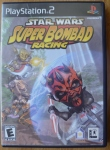 Star Wars Super Bombad Racing Cover