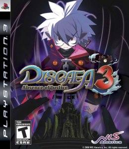 Disgaea 3 Cover