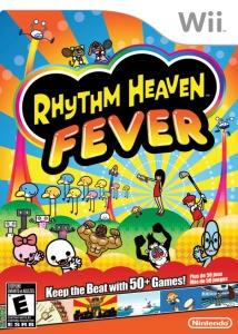 Rhythm Heaven Fever Cover