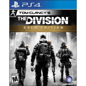 The Division Cover